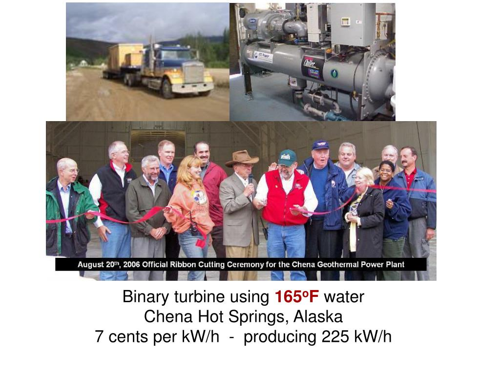 Binary turbine using