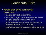 continental drift14
