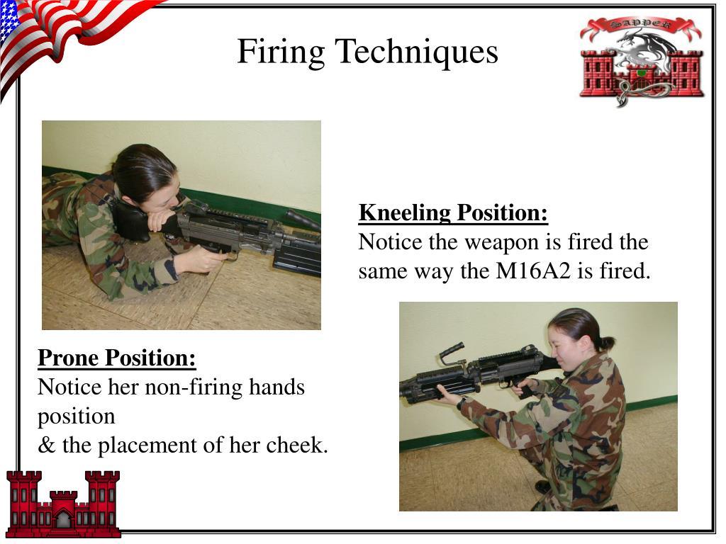 Firing Techniques