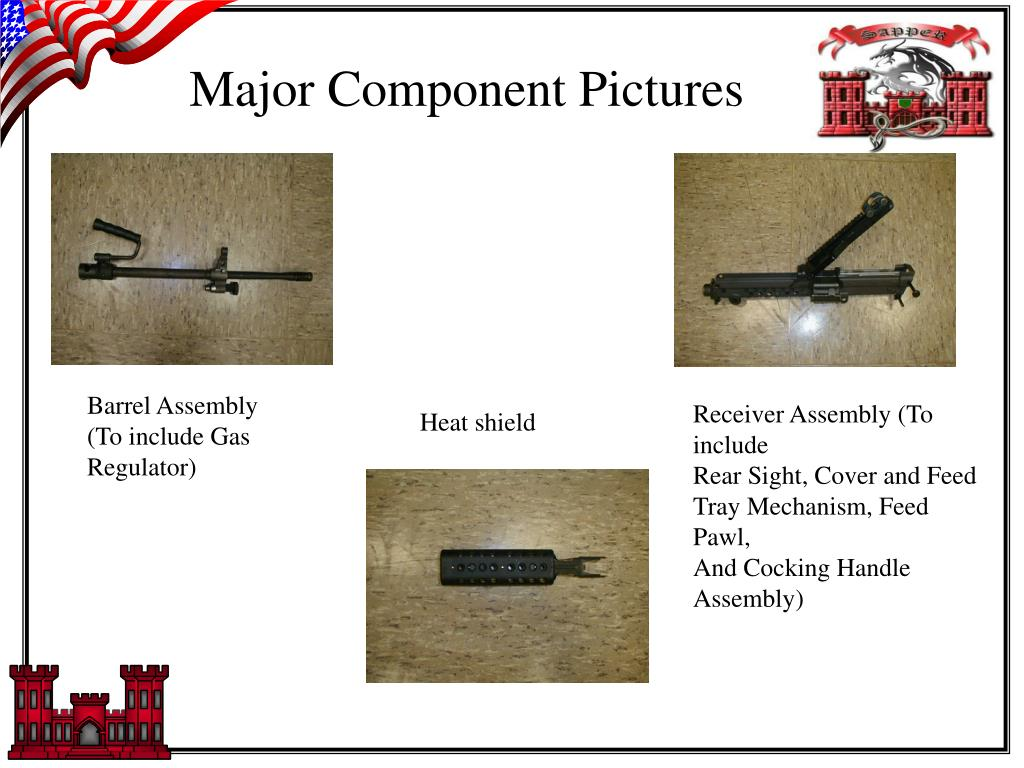 Major Component Pictures