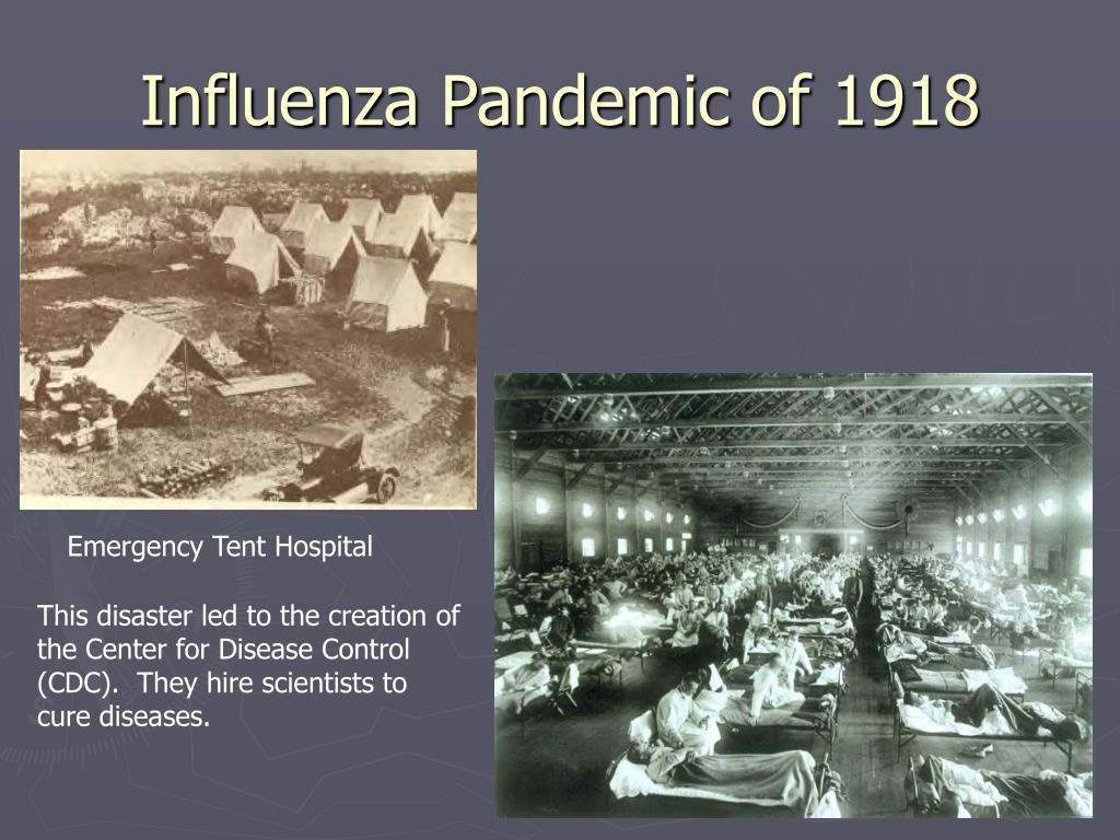 Influenza Pandemic of 1918