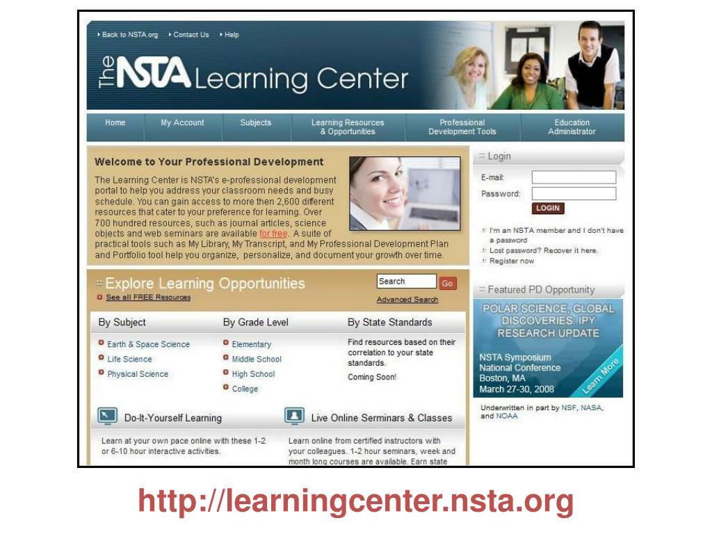 NLC screenshot