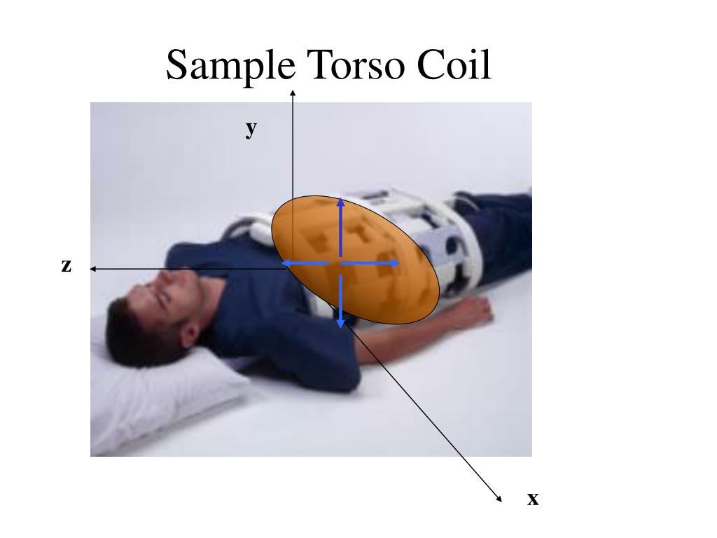 Sample Torso Coil
