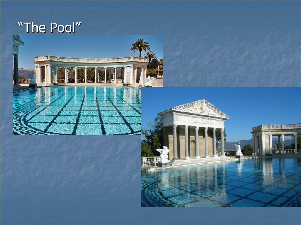 """The Pool"""