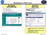 imd migration to nepp portal