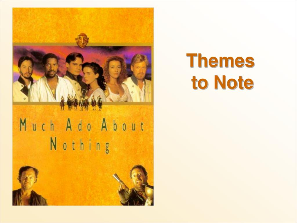 themes to note