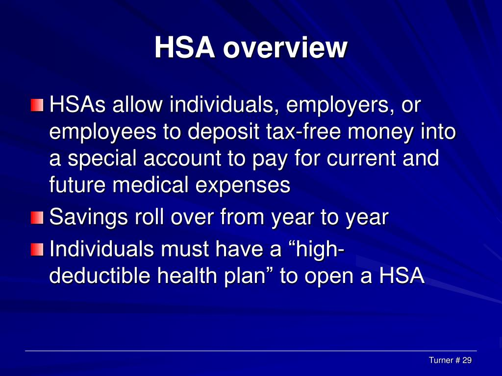 HSA overview