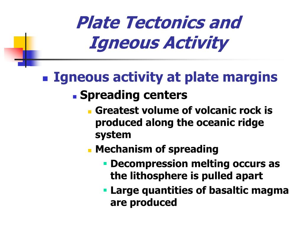 Plate Tectonics and