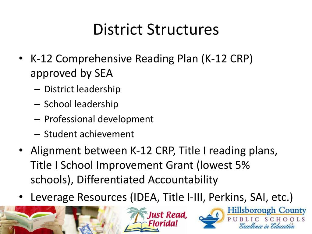 District Structures