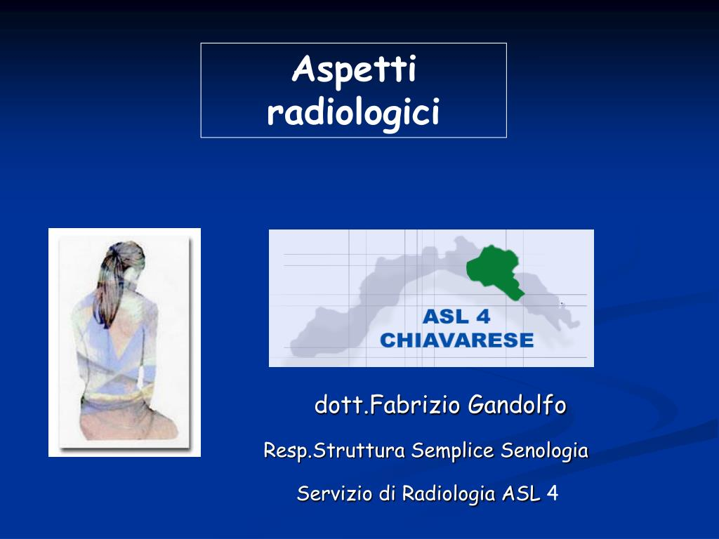 Aspetti radiologici