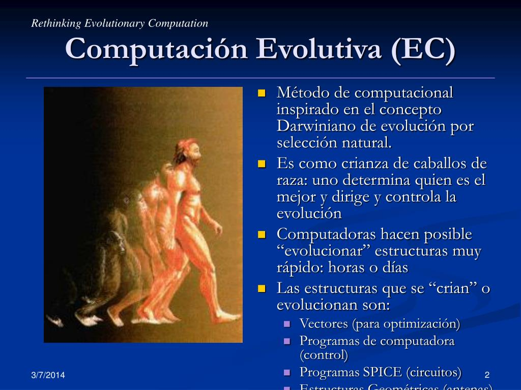Rethinking Evolutionary Computation