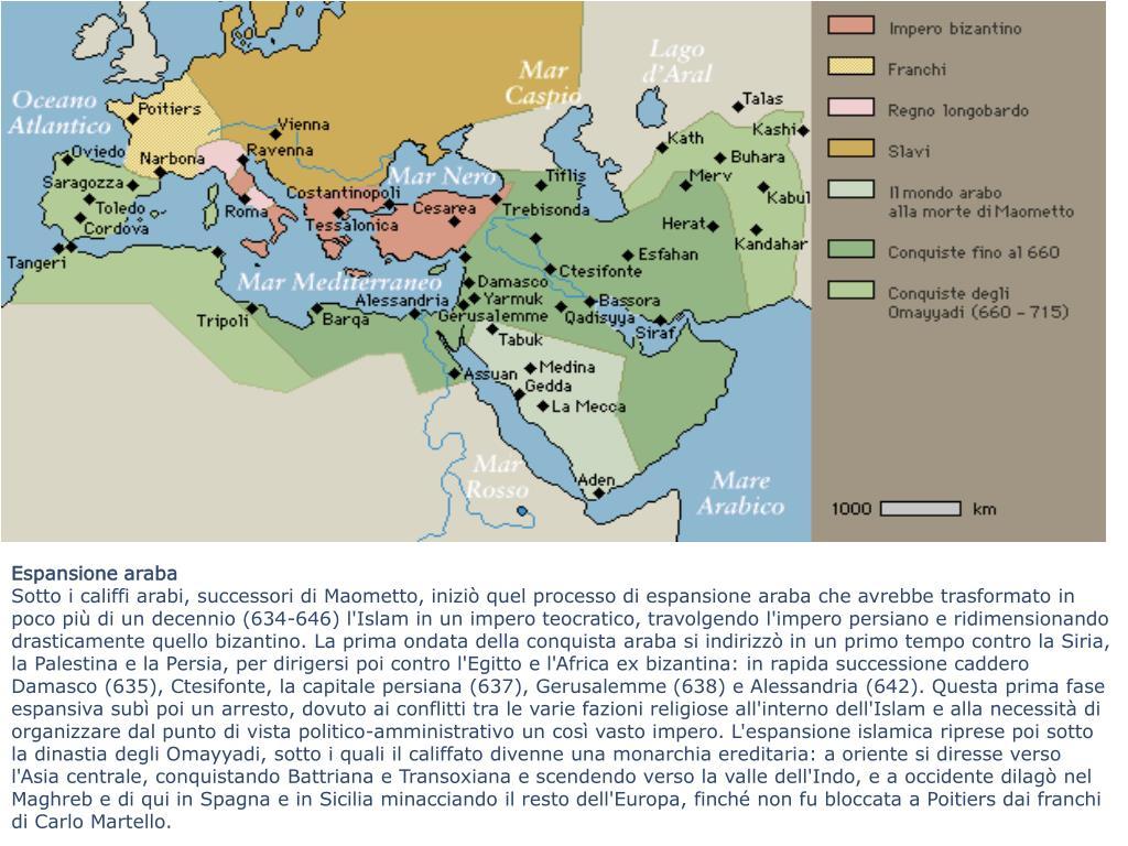 Espansione araba