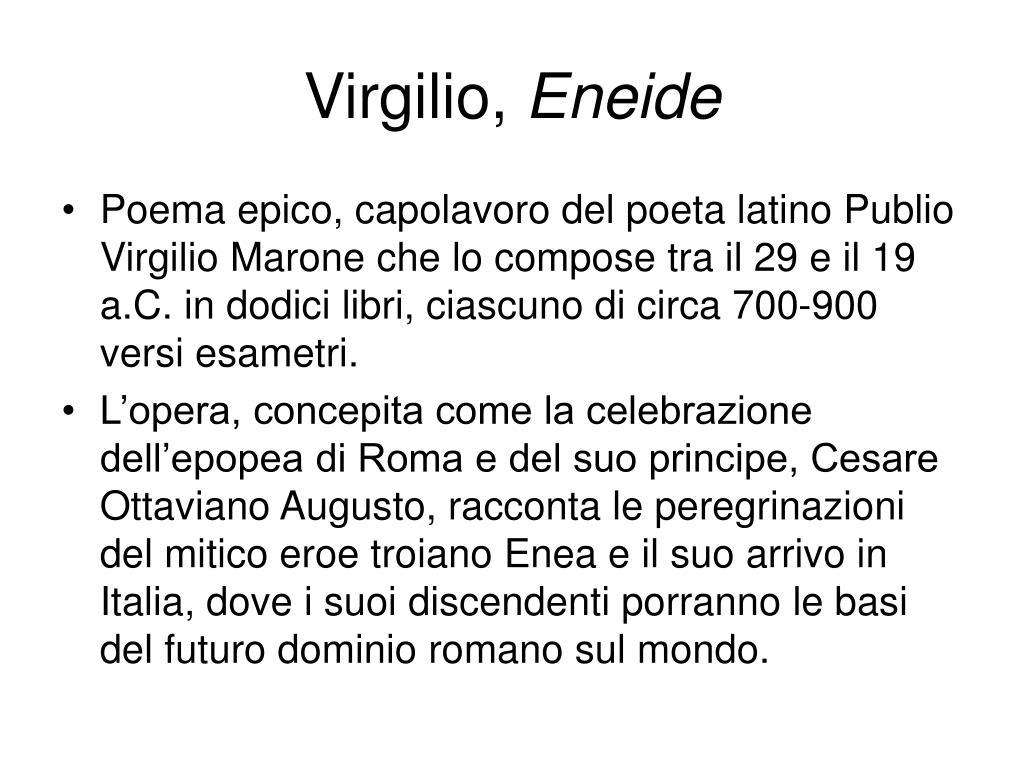 Virgilio,