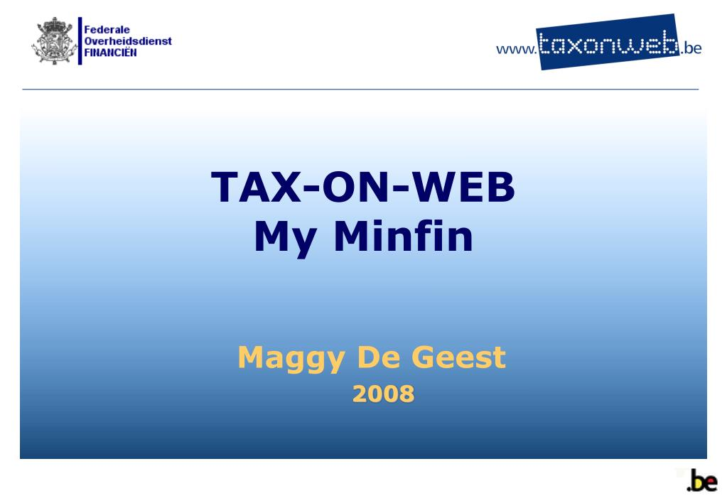 TAX-ON-WEB