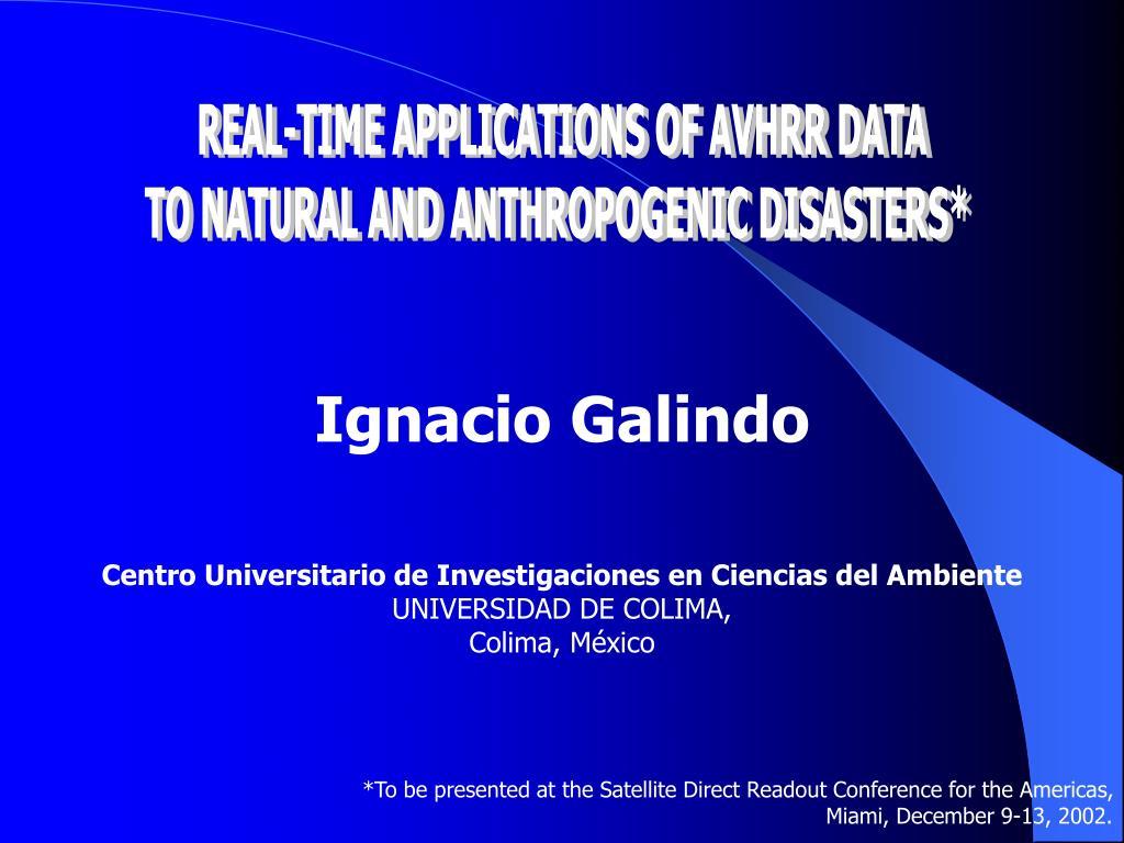 Ignacio Galindo