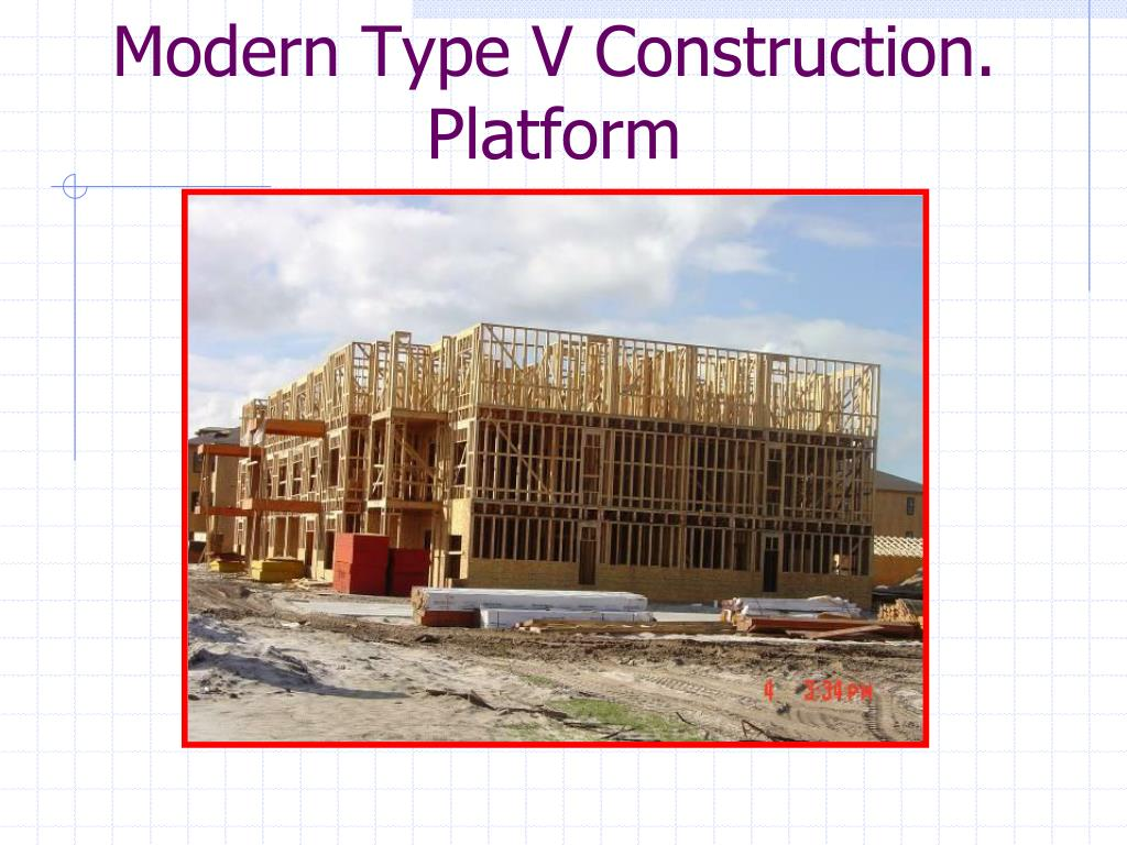 Building Construction Types : Ppt building construction types and size up