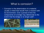 what is corrosion14