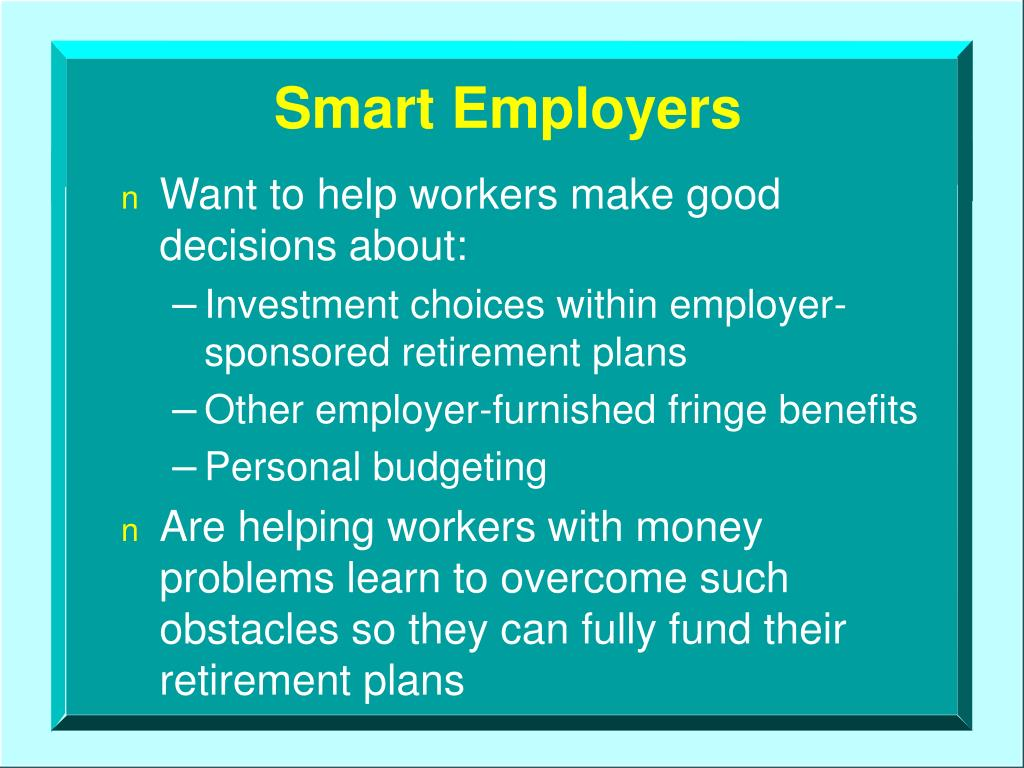 Smart Employers