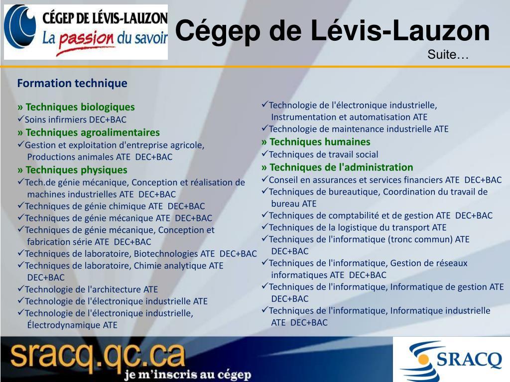 Cégep de Lévis-Lauzon