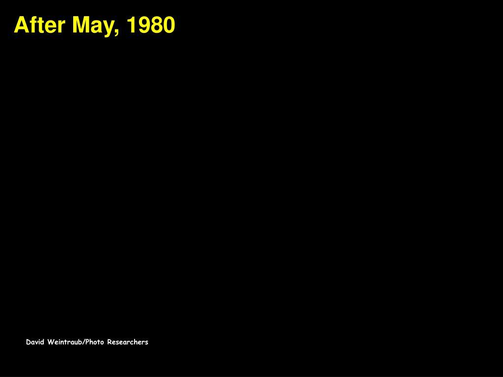 After May, 1980