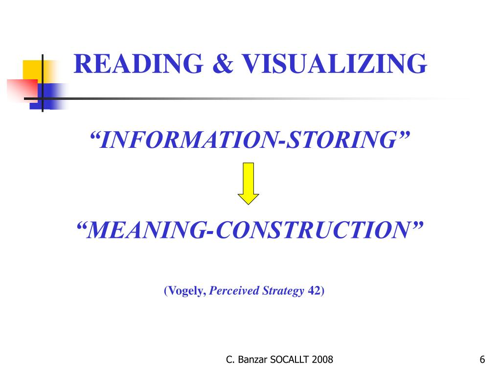 READING & VISUALIZING
