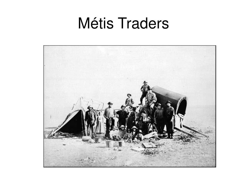 Métis Traders