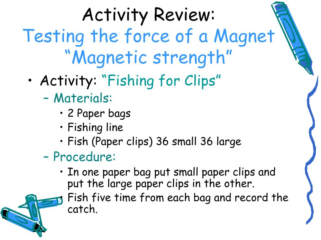 Activity Review:
