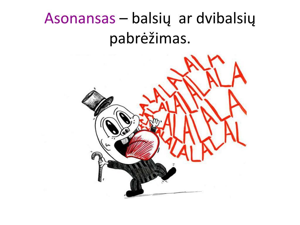 Asonansas