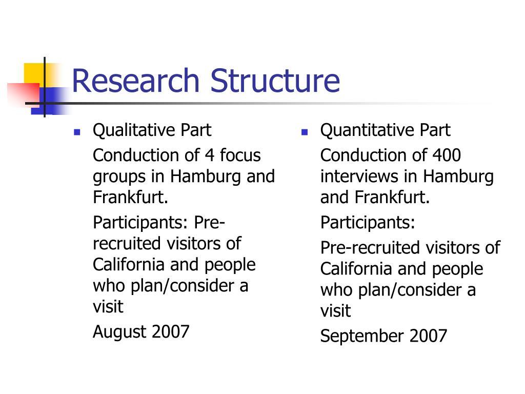 Qualitative Part