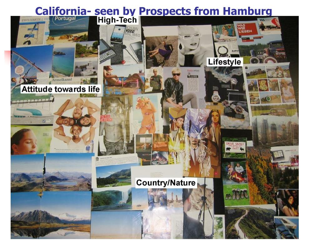 California- seen by Prospects from Hamburg