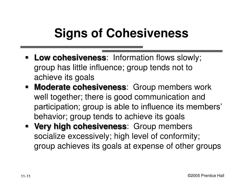 consequences of group cohesiveness Changes can be introduced if they are accepted by members of the group,consequences of group cohesiveness assignment help,consequences of group cohesiveness.