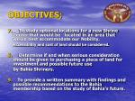 objectives11