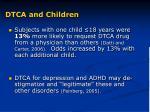 dtca and children24