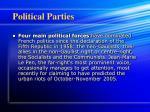 political parties14