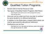 qualified tuition programs
