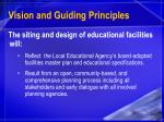 vision and guiding principles8