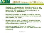 adem comments vii d 4 b27