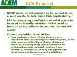 epa proposal