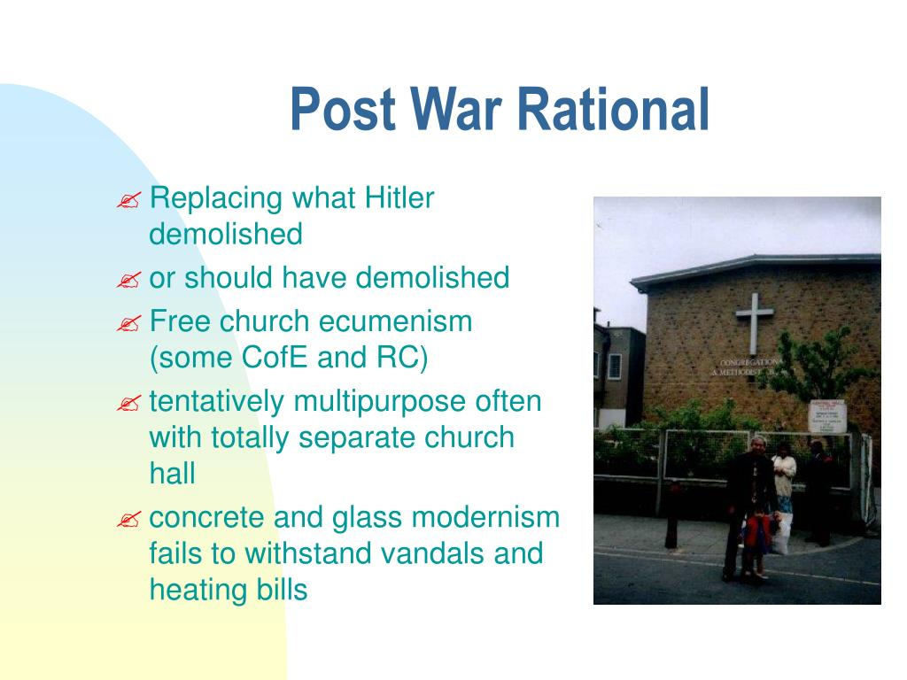 Post War Rational