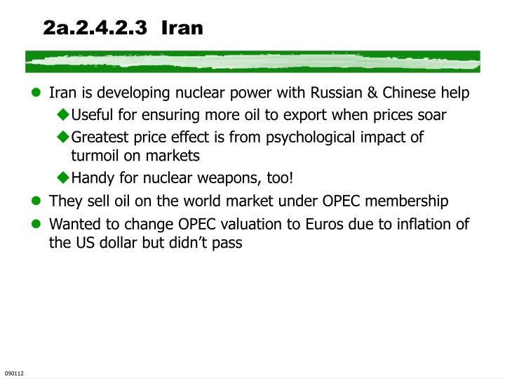 2a.2.4.2.3  Iran
