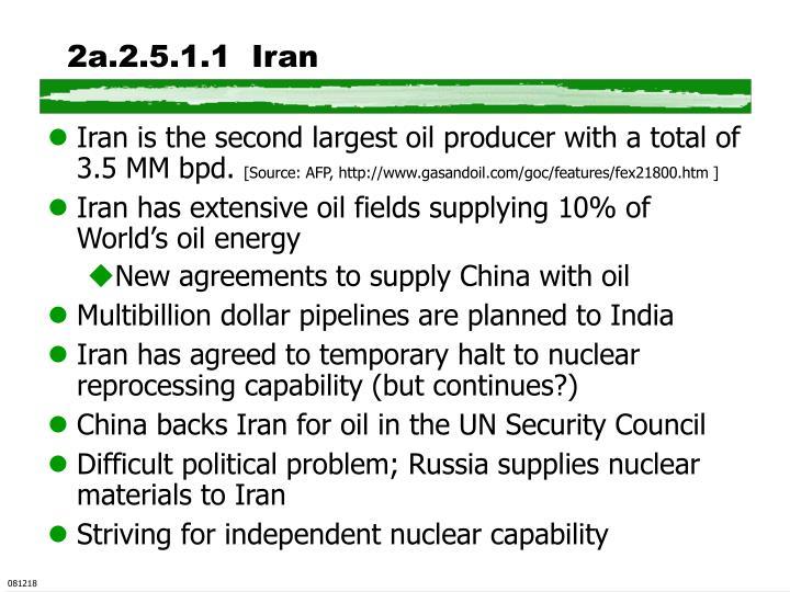 2a.2.5.1.1  Iran