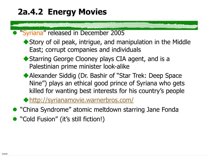 2a.4.2  Energy Movies