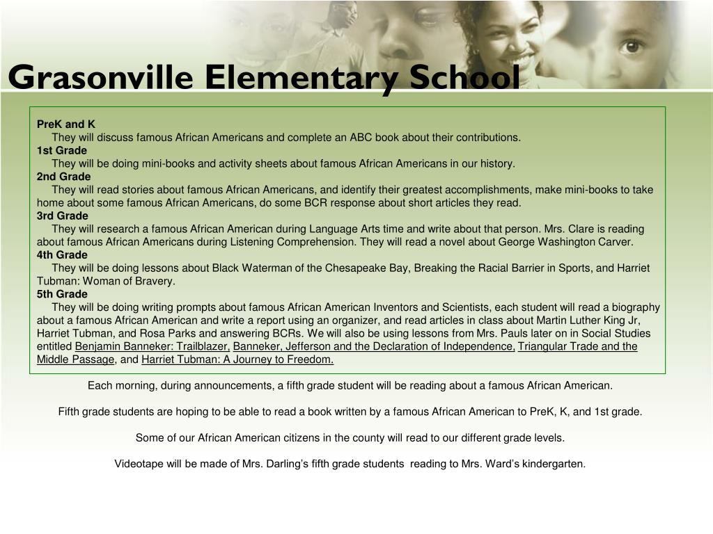 Grasonville Elementary School