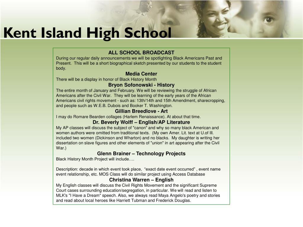 Kent Island High School