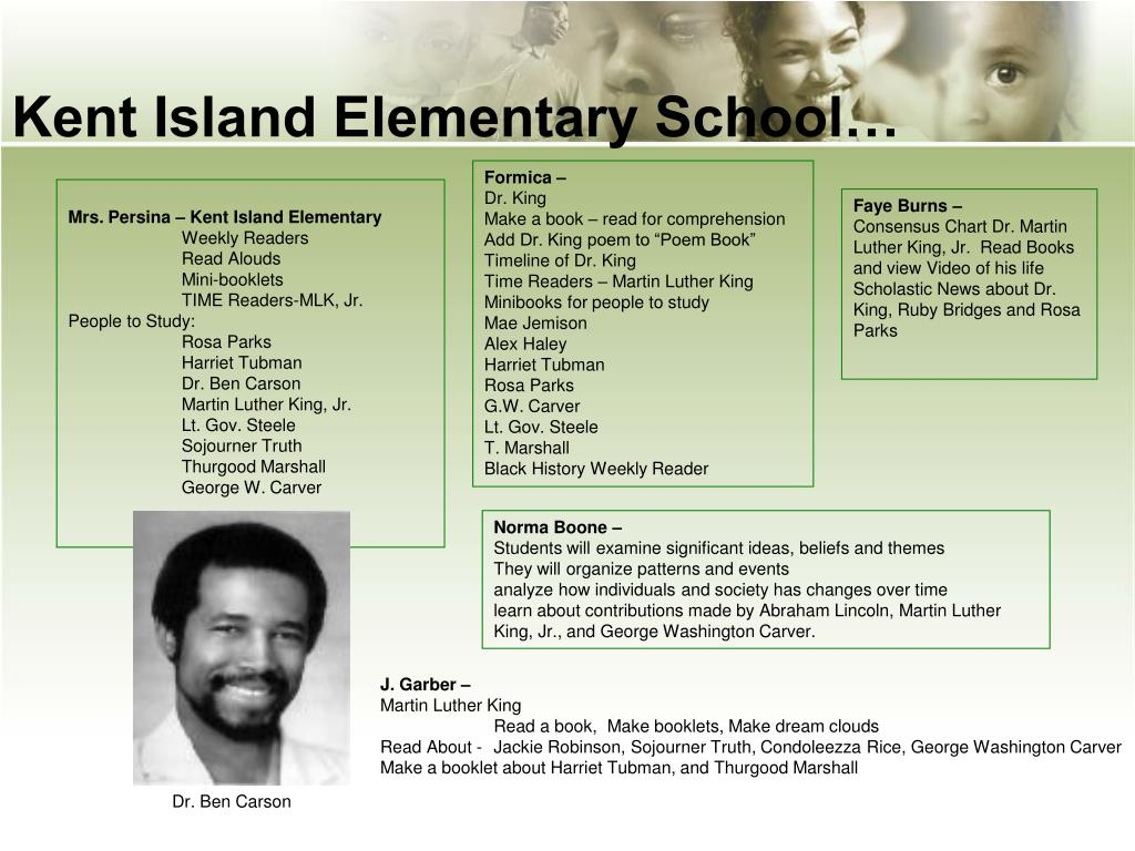 Kent Island Elementary School…