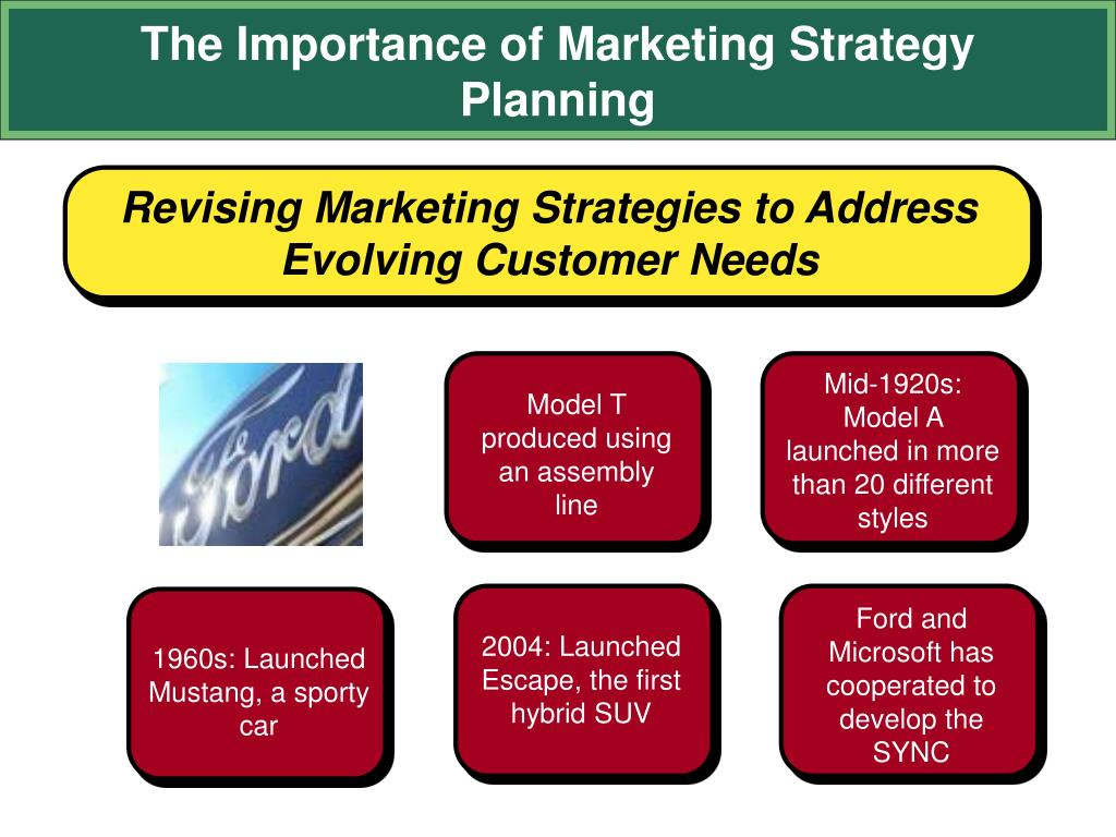 the importance of marketing strategy A marketing plan is an essential tool for business developing one will help you think about what makes your business unique and how to get the message out to desired audiences through a variety .