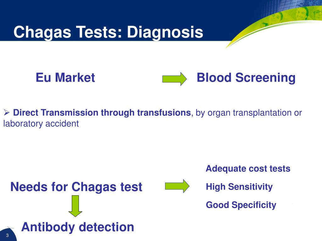 Chagas Tests: Diagnosis