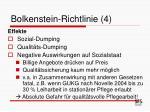 bolkenstein richtlinie 4