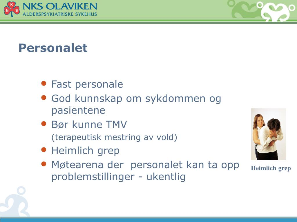 Personalet