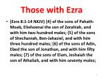those with ezra4